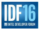 Intel Developer Forum 2016